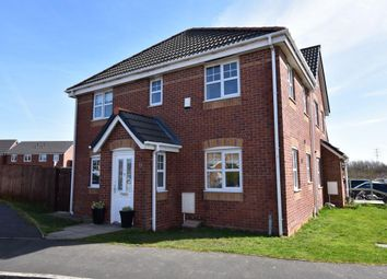 Thumbnail 3 bed semi-detached house for sale in Tennyson Drive, Bispham, Blackpool