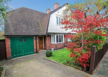 Thumbnail 3 bed semi-detached house for sale in Kingsmead Road, Knighton, Leicester