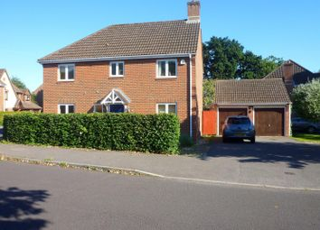 Thumbnail 4 bed detached house to rent in Creech View, Denmead, Waterlooville