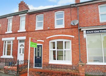 Thumbnail 2 bed terraced house for sale in York Street, Oswestry