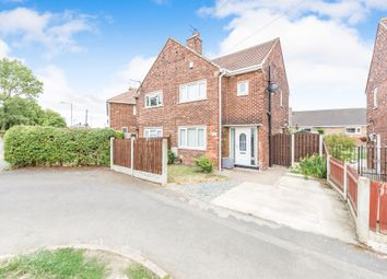 Thumbnail 2 bed semi-detached house for sale in Maple Road, Mexborough