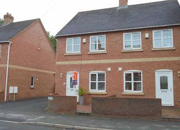 Thumbnail 2 bed semi-detached house to rent in Stafford Road, Oakengates, Telford