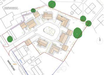 Thumbnail Land for sale in Main Road, Long Bennington