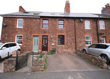 Thumbnail 3 bed terraced house to rent in Bridge Street, Williton, Taunton