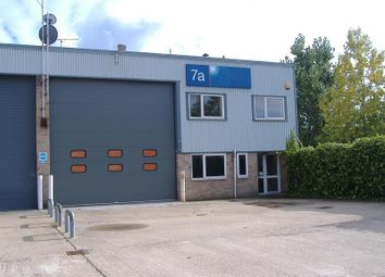 Thumbnail Light industrial to let in Unit 7A, Saunders Way, Questor, Dartford, Kent