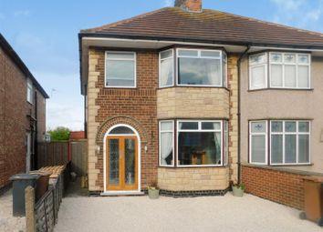 Thumbnail 3 bed property for sale in Bennett Street, Long Eaton, Nottingham