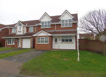 Thumbnail 3 bed detached house to rent in Priory Grange, Blyth
