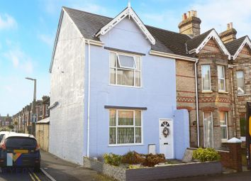 3 bed end terrace house for sale in Kingston Road, Heckford Park, Poole BH15