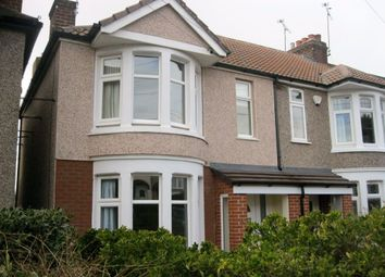 Thumbnail 3 bed terraced house to rent in Chelveston Road, Coundon, Coventry.
