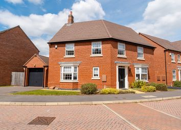 Thumbnail 4 bed detached house for sale in Nurseryman Way, East Goscote, 4