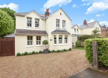 Thumbnail 4 bed semi-detached house for sale in Onslow Road, Sunningdale, Berkshire