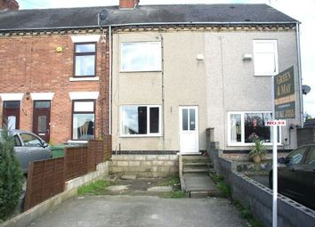 Thumbnail 2 bed terraced house for sale in Alma Street, Alfreton