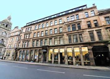 Thumbnail 1 bed flat to rent in South Frederick Street, City Centre, Glasgow