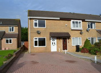 Thumbnail 3 bed end terrace house for sale in Larch Court, Westfield, Radstock