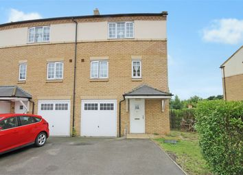 Thumbnail 3 bedroom end terrace house for sale in Dainty Grove, Grange Park, Northampton