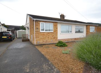 Thumbnail 2 bed semi-detached bungalow for sale in Coed Celyn, Abergele