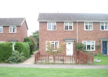 Thumbnail 3 bed semi-detached house to rent in Byron Walk, Thetford
