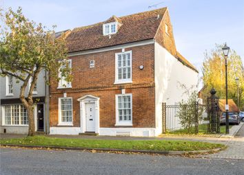 Thumbnail 5 bed terraced house for sale in St. Pancras, Chichester, West Sussex