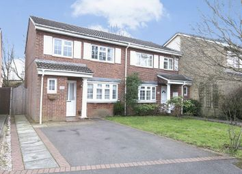 Thumbnail 3 bed end terrace house for sale in Kenilworth Drive, Walton-On-Thames