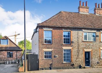 Thumbnail 3 bed end terrace house for sale in Chapel Street, Thatcham