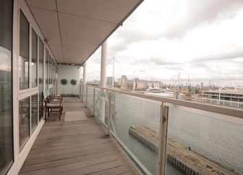 Thumbnail 2 bed flat to rent in Eastern Quay Apartments, 25 Rayleigh Road, Canary Wharf