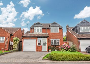 Thumbnail 3 bed detached house for sale in Shelley Drive, Four Oaks, Sutton Coldfield