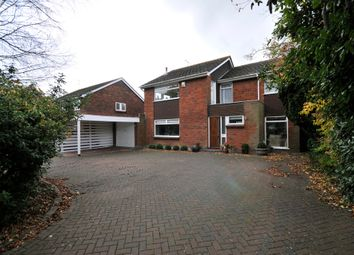 Thumbnail 4 bedroom detached house for sale in Willingale Way, Southend-On-Sea
