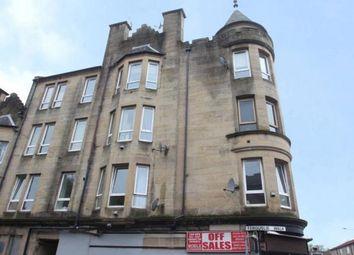 Thumbnail 1 bed flat for sale in Ferguslie Walk, Paisley, Renfrewshire