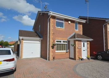 Thumbnail 3 bed detached house for sale in Downy Close, Quedgeley, Gloucester