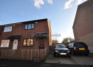 Thumbnail 2 bed semi-detached house to rent in Vernon Avenue, Basford, Nottingham