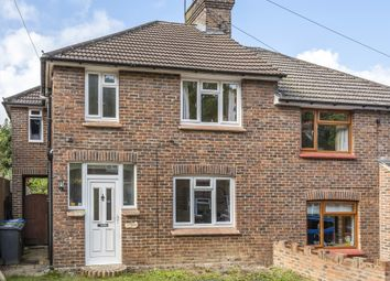 Thumbnail 3 bedroom semi-detached house for sale in Holly Road, Haywards Heath