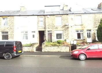 Thumbnail 3 bed terraced house to rent in Toftwood Road, Crookes, Sheffield