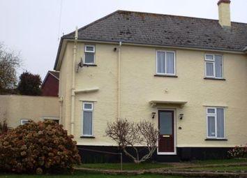 Thumbnail 3 bed terraced house for sale in Kings Way, Lyme Regis
