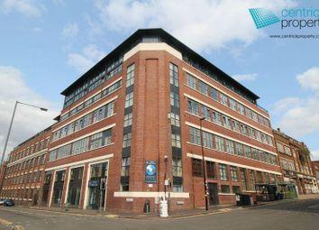Thumbnail 2 bed flat for sale in Abacus, 246 Bradford Street, Digbeth, Birmingham