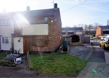 Thumbnail 3 bed end terrace house for sale in Cornec Chase, Leigh-On-Sea