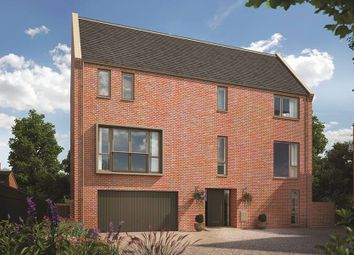 "Thumbnail 4 bedroom detached house for sale in ""The Whittle"" at Hobson Avenue, Trumpington, Cambridge"
