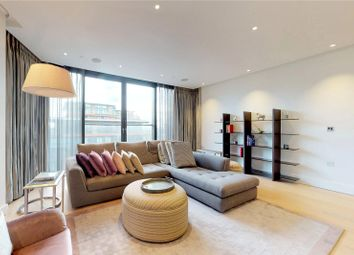 Thumbnail 3 bed flat for sale in 3 Merchant Square, London