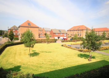 Thumbnail 2 bed flat for sale in Derwent Drive, Lakeside, Doncaster