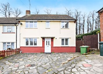 Thumbnail 3 bed end terrace house for sale in Marden Crescent, Bexley, Kent