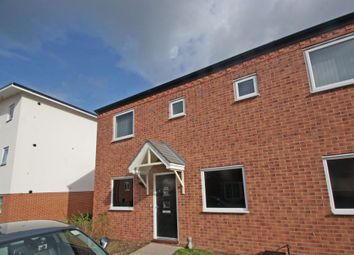 Thumbnail 1 bed flat to rent in Ferridays Fields, Madeley