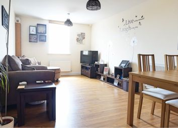Thumbnail 2 bed flat for sale in Cloatley Crescent, Royal Wootton Bassett