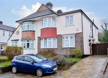 Thumbnail 4 bed semi-detached house for sale in High Beeches, Chelsfield, Orpington