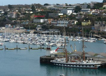 Thumbnail 1 bedroom flat to rent in Berry Head Road, Brixham