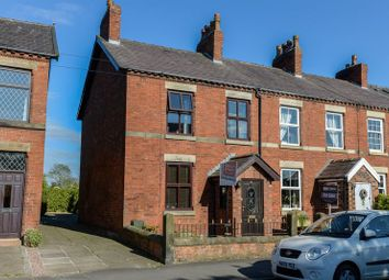 Thumbnail 3 bed end terrace house for sale in Station Road, Croston, Leyland