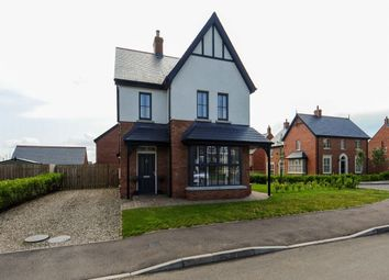 Thumbnail 4 bed detached house for sale in The Cairn, Upper Station Road, Greenisland