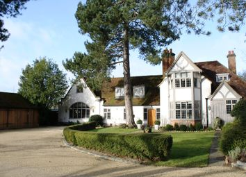 Thumbnail 5 bed country house to rent in Milley Lane, Hare Hatch, Waltham St Lawrence