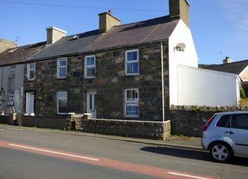 Thumbnail 3 bed end terrace house for sale in Tai'r Lon, Nefyn, Pwllheli, Gwynedd
