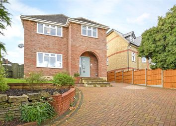 Thumbnail 4 bed detached house for sale in Kingston Road, Leatherhead, Surrey