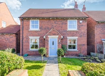 Thumbnail 3 bedroom detached house for sale in Church Green, Sprotbrough, Doncaster