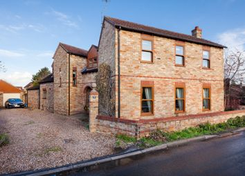 Thumbnail 5 bed detached house for sale in Newington, Willingham, Cambridge